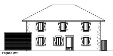 ETE façade
